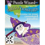 World of Crosswords No. 56 by The Puzzle Wizard
