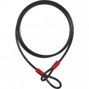 Abus Spezialschloss Cobra 10/500 Gr. 500 cm - weiß grau / schwarz - Gepäcksicherung
