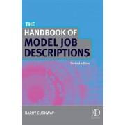 The Handbook of Model Job Descriptions by Barry Cushway