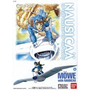 NausicaÀ of the Valley of the Wind - Möwe with NausicaÀ Model Kit (japan import)
