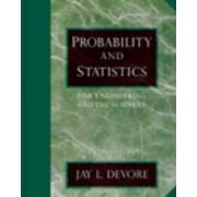 Prob Stat/Eng Sci W/Info 6e by DeVore