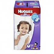Huggies Little Movers Diapers Size 4 152 Count (One Month Supply)