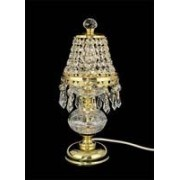 Crystal table lamp 2030 01/04-184SW