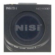 Nisi Ultra ND1000 58mm [10Stops ND] - RS125007649