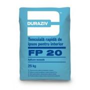 Duraziv FP 20 tencuiala ipsos