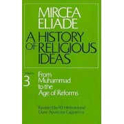 A History of Religious Ideas: From Muhammad to the Age of Reforms v. 3 by Mircea Eliade