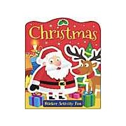 Christmas Sticker Activity Fun Book