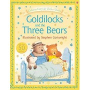 Usborne Fairytale Sticker Stories Goldilocks And The Three Bears by Stephen Cartwright