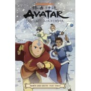 Avatar the Last Airbender: North and South, Part Three, Hardcover