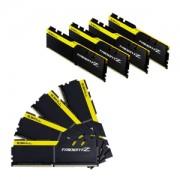Memorie G.Skill Trident Z 64GB (8x8GB) DDR4 3200MHz 1.35V CL16 Quad Channel Kit, F4-3200C16Q2-64GTZKY