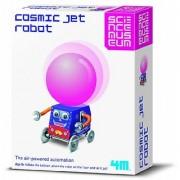 4M Kidz Labs Balloon Powered Cosmic Jet Robot