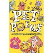 Pet Poems by Jennifer Curry
