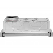 Bosch Serie 2 DFL064W50 Vlakscherm afzuigkappen - Zilver