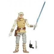 Star Wars - Action figure di Luke Skywalker, episodio V, Black Series
