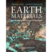 Earth Materials by Cornelis Klein