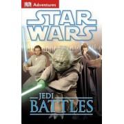 Star Wars: Jedi Battles by DK Publishing