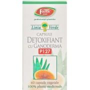 Fares - Detoxifiant cu ganoderma (60 capsule)