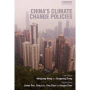 China's Climate Change Policies by Weiguang Wang