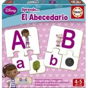 Juegos educativos Educa - Doctora Juguetes aprendo el abecedario (16084)