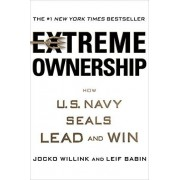Jocko Willink Extreme Ownership: How U.S. Navy SEALs Lead and Win
