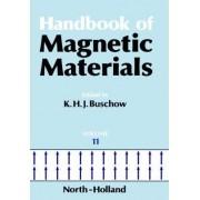 Handbook of Magnetic Materials: Volume 11 by Gerard Meurant
