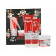 Tigi Bed Head Resurrection šampon dárková sada W - šampon 250 ml + kondicionér 200 ml + maska na vlasy 200 g