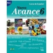 Nuevo Avance 6 Student Book + CD B2.2 by Concha Moreno
