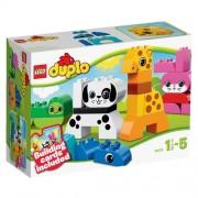 LEGO - Animales creativos, multicolor (10573)