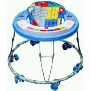 Best Quality Baby Walker_musical _skyblue