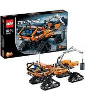 LEGO 42038 - Camión ártico