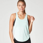 Myprotein Women's Core Racer Back Crop Vest - Mint Green, L
