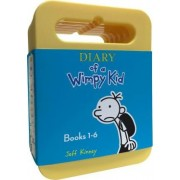 Diary of a Wimpy Kid: Audiobook Boxed Set by Jeff Kinney
