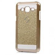 Samsung Galaxy J7 J710F 2016 Glitter Case - Store@urdoor Sleek Sparkling Blingy Hard Back Case Cover [NOTE: NOT SUITABLE FOR J7 J700F- 2015 MODEL]