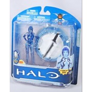 Halo McFarlane Toys 10th Anniversary Series 1 Action Figure Cortana Halo 3
