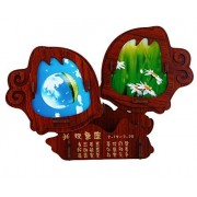Constellation Photo Frame 3 D Woodedn Puzzles Picture Frames Puzzle C Pisces