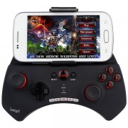 Controller Ipega PG9025 wireless bluetooth 3.0 pentru iphone si Android, negru