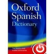 Oxford Spanish Dictionary by Beatriz Galimberti Jarman
