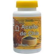 Aceite de Chia 1000mg 60 Perlas