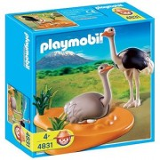 Playmobil Ostrich Family with Nest