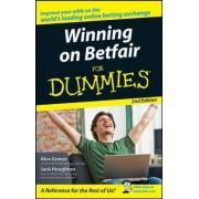Winning on Betfair For Dummies by Alex Gowar