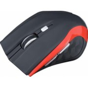 Mouse Modecom Wireless MC-WM5 Optic Negru cu Rosu