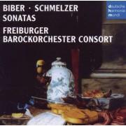 Freiburger Barockorchester - Biber, Schmelzer: Sonatas (0886975686926) (1 CD)
