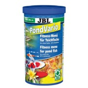 Hrana pesti iaz, mix, JBL PondVario, 1L, 130gr, 4-40cm, 4029000