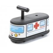 ABC La Cosa 2000AMB990000 - Cavalcabile Ambulance in Plastica