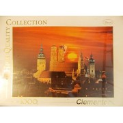 Clementoni High Quality Collection, Monaco 1000 Jigsaw Puzzle Pieces