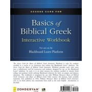 Access Card for Basics of Biblical Greek Interactive Workbook by Zondervan
