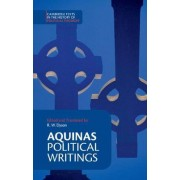 Aquinas: Political Writings by Thomas Aquinas