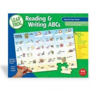 LeapFrog: Reading and Writing ABCs Write-On Floor Puzzle