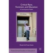 Critical Race, Feminism, and Education by Menah A. E. Pratt-Clarke