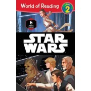 World of Reading Star Wars Boxed Set: Level 2
